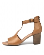 SORELY DK TAN LEATHER