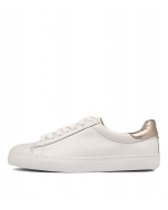 SESSION WHITE ROSE GOLD LEATHER