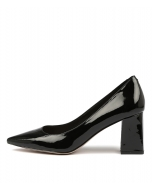 RONDOL BLACK PATENT LEATHER
