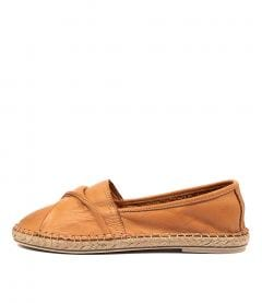 HAMES DF CUERO (TAN) LEATHER