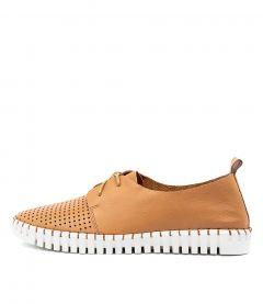 Huston Tan Leather