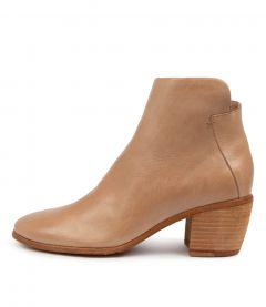 Hazel Dj Cappuccino Leather