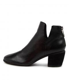 Heber Dj Black Leather