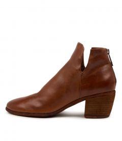 Heber Dj Cognac Leather