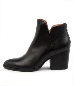 Kain Black-black Heel