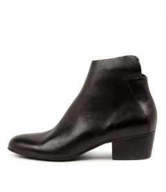 Meera Dj Black Leather