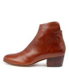 Meera Dj Cognac Leather