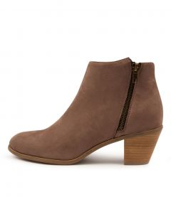 Nolo Taupe Microsuede