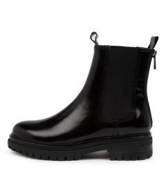 Apeace Mo Black Box Leather