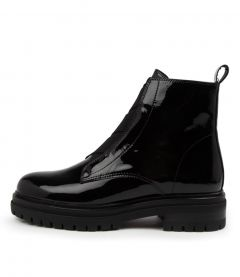 Astate Mo Black Patent Leather