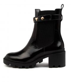 Oliver Boot Gloss Black