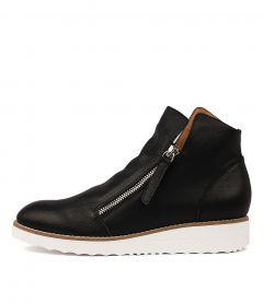 Ohmy Black Leather
