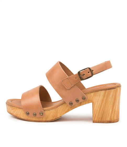 BARWON MO DK NUDE LEATHER by MOLLINI - at Wanted