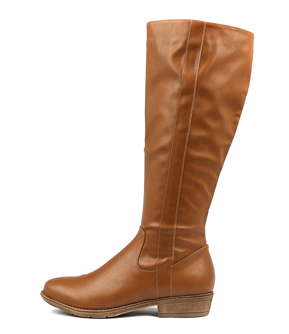 4975fcd1bfb RONIN TAN SMOOTH by I LOVE BILLY - at Wanted