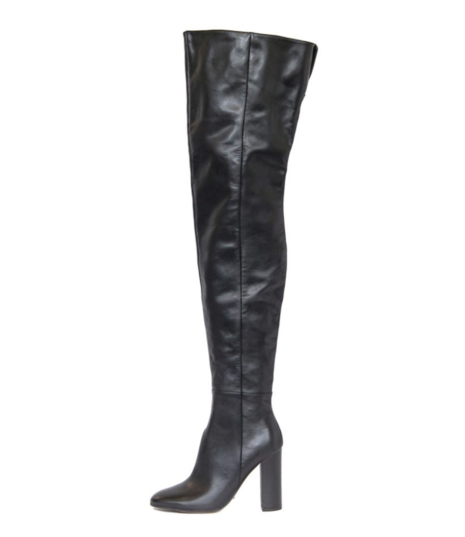 914360fd1d4 BONO BLACK LEATHER by TONY BIANCO - at Wanted