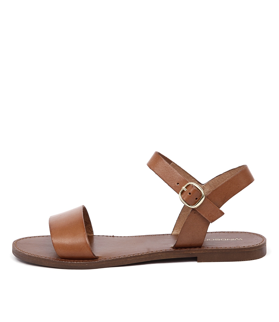 1b39a7d327b4 BONDI WS TAN LEATHER by WINDSOR SMITH - at Wanted