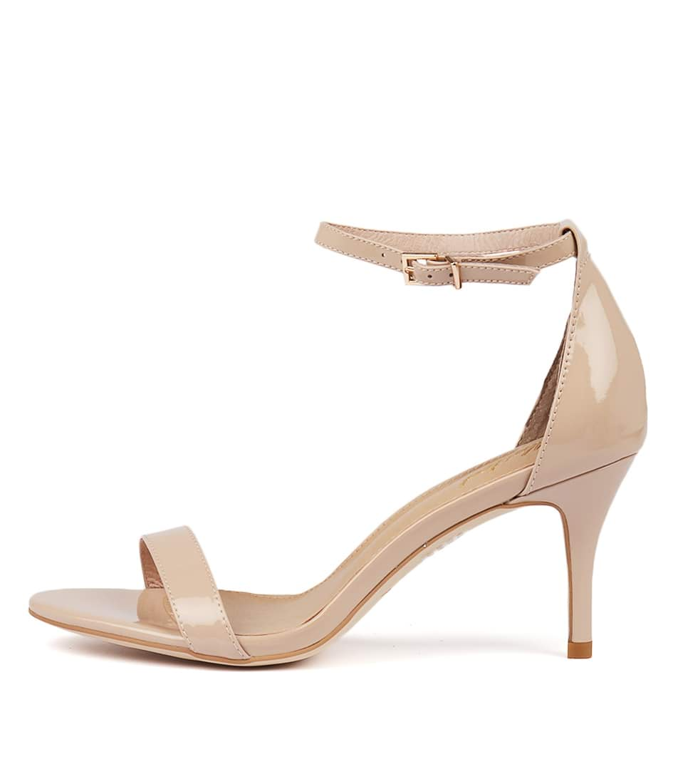 6ebce9fa2f32d CANDA NUDE PATENT LEATHER by WANTED - at Wanted