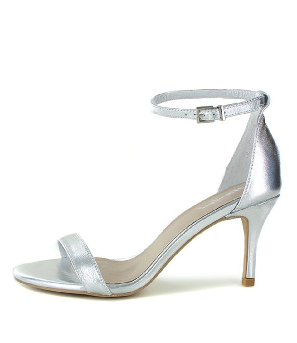 fd4535a84bc CANDA SILVER LEATHER by WANTED - at Wanted