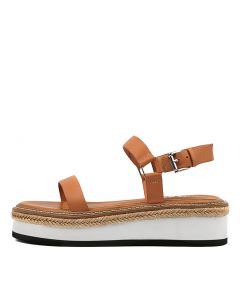 NISSA AM LIGHT TAN LEATHER