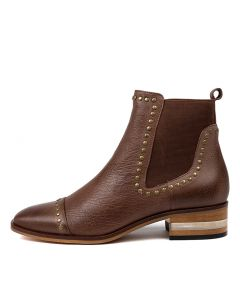 FERRAS BRANDY LEATHER