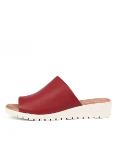 MERRIES RED LEATHER