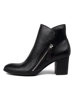 e68084695f DJANGO   JULIETTE deonta black black heel leather