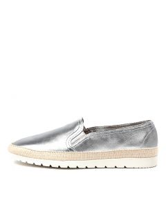 VALISSAN SILVER LEATHER