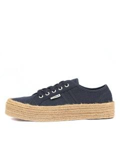 CHARLOTTE HU NAVY CANVAS