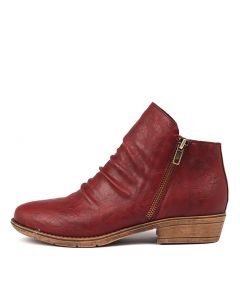 ROSIA DK RED SMOOTH