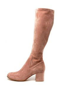 NEOLAS BLUSH STRETCH MICROSUEDE