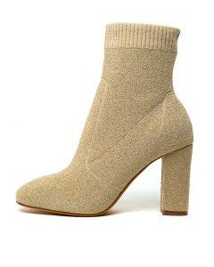 9e474da46c1 MOLLINI portiac du gold metallic sock fabric