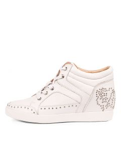 ARLAN WHITE LEATHER