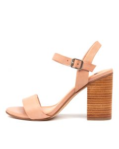 OLLIVER MO BLUSH LEATHER