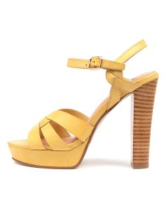 MORINA MO YELLOW LEATHER