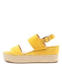 MYRON MO YELLOW SUEDE