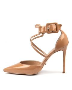 4fbf79c3961 TONY BIANCO lukas nude patent leather