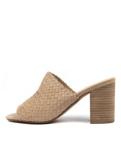 VARSHA TH CASHEW WOVEN MICROSUEDE