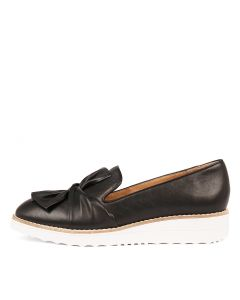 OCLEM BLACK LEATHER