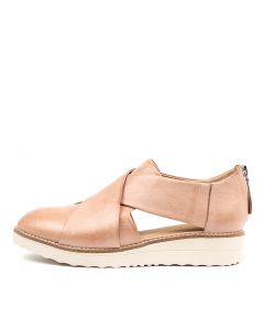 OTHO CAFE NUDE SOLE LEATHER