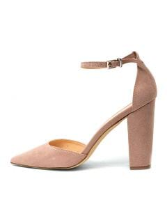 ARLETTE VE BLUSH MICROSUEDE