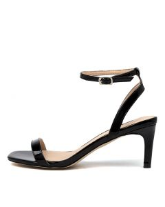 VALENCIA VE BLACK PATENT SYNTHETIC