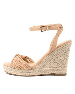 AMY NUDE MICROSUEDE