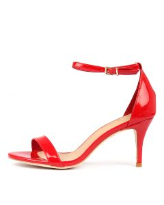 CANDA RED PATENT LEATHER
